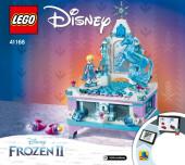 Lego Frozen 2 41168 - Guarda Jóias Criativo da Elsa