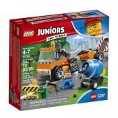Lego Júnior 10750 - Camião de Reparação das Estradas