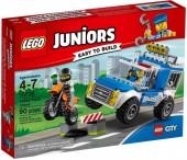 Lego Junior Camião da Polícia em Perseguição  10735