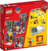 Lego Junior O Esonderijo de Spider-Man  10687