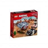 Lego Juniors 10742 - Treino de Velocidade Cars