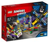 Lego Juniors 10753 - O Ataque do Joker à Batcave