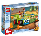 Lego Juniors 10766 - Toy Story 4 Woody e RC