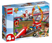 Lego Juniors 10767 - Toy Story 4 Espetáculo Acrobático