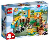 Lego Juniors 10768 - Aventura no Parque de Jogos Toy Story 4
