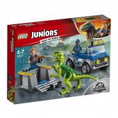 Lego Juniors Camião de Resgate do Raptor