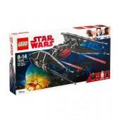 Lego Kylo Ren's TIE Fighter - Star Wars