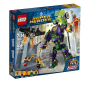 LEGO Lex Luthor Mec Takedown