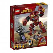 LEGO Marvel Super Heróis - O Ataque Destruidor de Hulkbuster