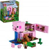 Lego Minecraft A Casa do Porco 21170