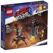 Lego Movie 2 Batman e MetalBeard 70836