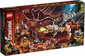 Lego Ninjago Dragão do Feiticeiro Caveira 71721