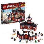 Lego Ninjago Mosteiro de Spinjitzu 70670