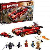 Lego Ninjago X-1 Ninja Charger 71737