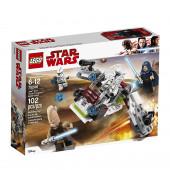 LEGO Pack de Combate Jedi e Clone Troopers