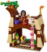 Lego Princ. Aventura de Vaiana na Ilha  41149