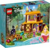 Lego Princess A Casa da Floresta de Aurora 43188