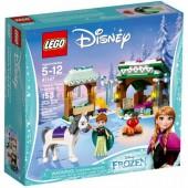 Lego Princessas  - Aventura na Neve da Anna 41147