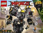 LEGO Robot Sísmico Ninjago