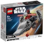 Lego Star Wars 75224 - Microfighter Infiltrador Sith