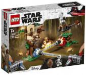 Lego Star Wars Assalto Action Battle Endor 75238