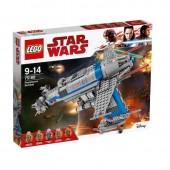 Lego Star Wars - Bombardeiro da Resistência