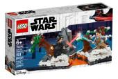 Lego Star Wars Duelo na Base Starkiller 75236