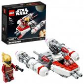 Lego Star Wars Microfighter Y-Wing da Resistência 75263
