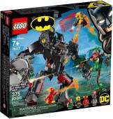 Lego Super Heores Batman Mech vs Poison Ivy Mech 76117