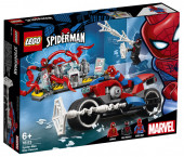 Lego Super Heroes 76113 - O Resgate Mota Spiderman