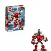 Lego Super Heroes Armadura Robot Iron Man Avengers 76140