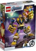 Lego Super Heroes Armadura Robot Thanos Avengers 76140