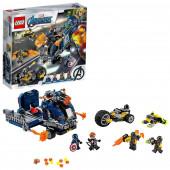 Lego Super Heroes Avengers Ataque ao Camião 76143