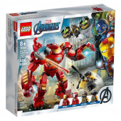 Lego Super Heroes Iron Man Hulkbuster vs. Agente de AIM 76164