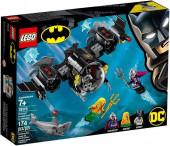 Lego Super Heroes O Batsubmarino do Batman 76116