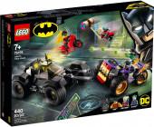 Lego Super Heroes Perseguição Triciclo Joker 76159