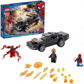 Lego Super Heroes Spiderman e Ghost Rider vs Carnage 76173