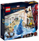 Lego Super Heroes Spiderman O Ataque de Hydro Man 76129