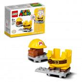 Lego Super Mario Pack Power Up Mario Construtor 71373