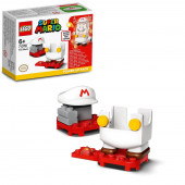 Lego Super Mario Pack Power Up Mario de Fogo 71370