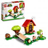 Lego Super Mario Set de Expansão: A Casa do Mario e do Yoshi 71367