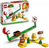 Lego Super Mario Set de Expansão: Power Slide da Planta Piranha 71365
