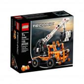 Lego Technic 42088 - Camião com Plataforma Elevatória