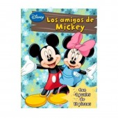 Livro Amigos de Mickey