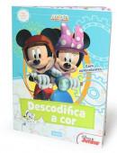 Livro Atividades Descodifica a Cor Disney