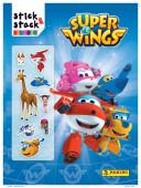 Livro Atividades Super Wings Stick and Stack