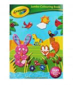 Livro Colorir Crayola Jumbo