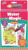 Livro Colorir Galt Water Magic Fadas