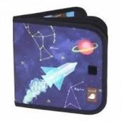Livro em ardósia para pintar  - Constelações