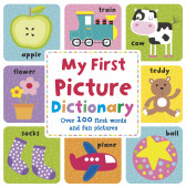 Livro - My First Picture Dictionary